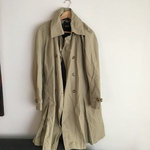 Hilary radley trench coat